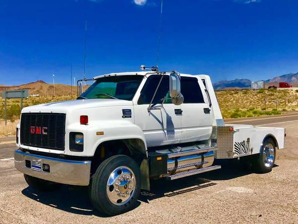 Super clean GMC Topkick   for Sale $21,000