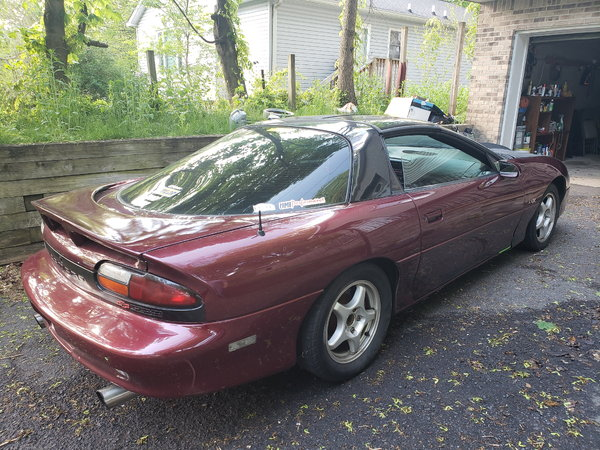2002 Chevrolet Camaro  for Sale $5,500