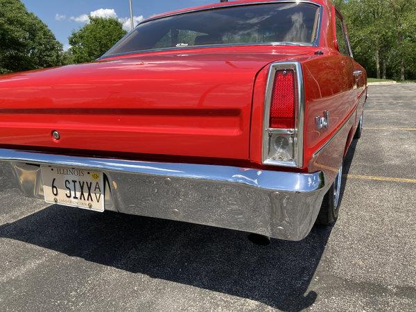1966 Chevrolet Nova  for Sale $55,000
