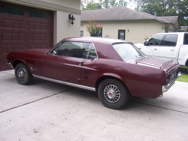 1967 Ford Mustang  for Sale $9,000