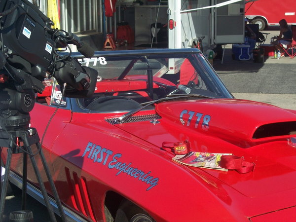 1966 Corvette Pro Street/Drag Car and Trailer For Sale-SoCal  for Sale $70,000