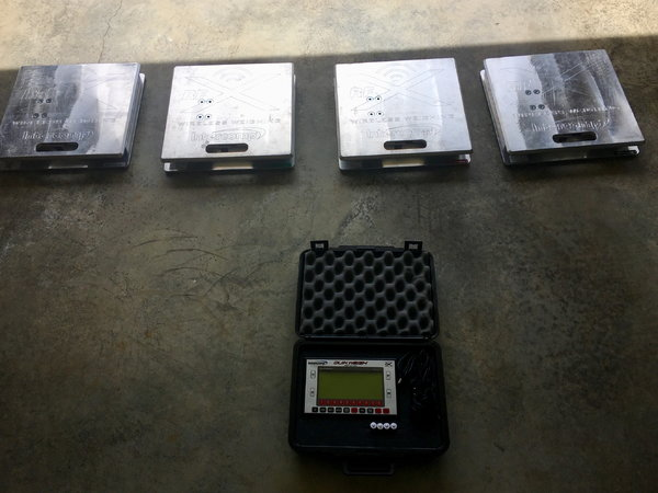 Wireless Scales For Sale  for Sale $1,000