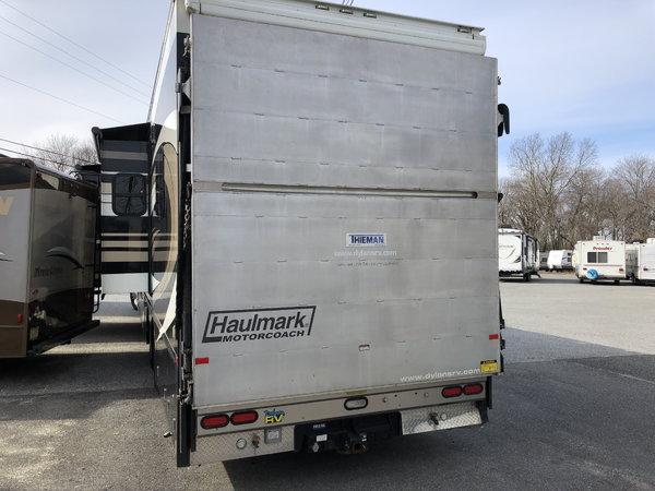 2015 Haulmark Toy hauler