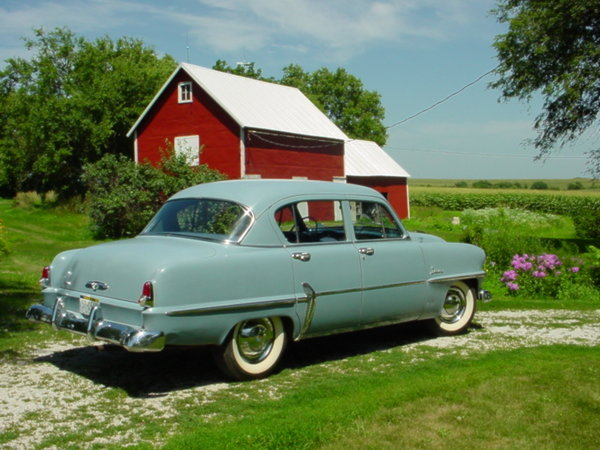 1954 Plymouth Savoy  for Sale $8,000