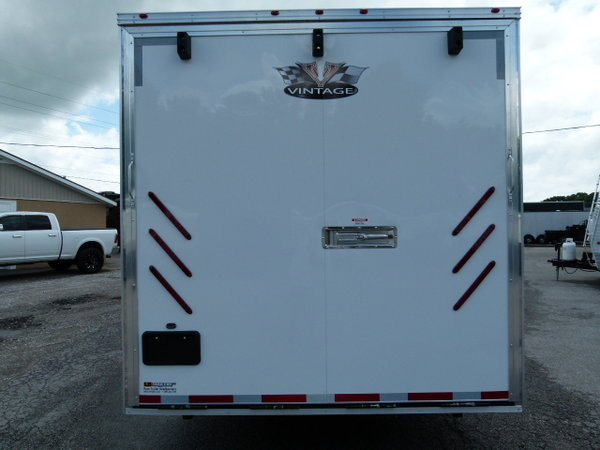 2020 53' VINTAGE PROSTOCK BATHROOM/FRIDGE PACKAGE LOADED