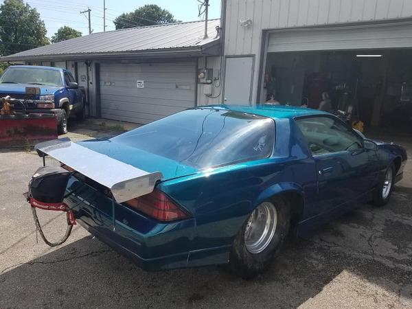 87 Z28 Camaro  for Sale $22,500