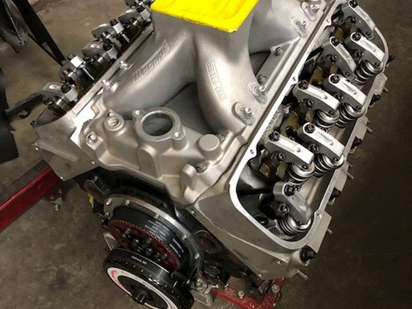 B.B. CHEVROLET 605 cuin ENGINE  for Sale $16,500