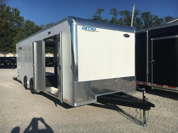 2019 Pace 8.5x24 Car/Racing Trailer  for Sale $17,975