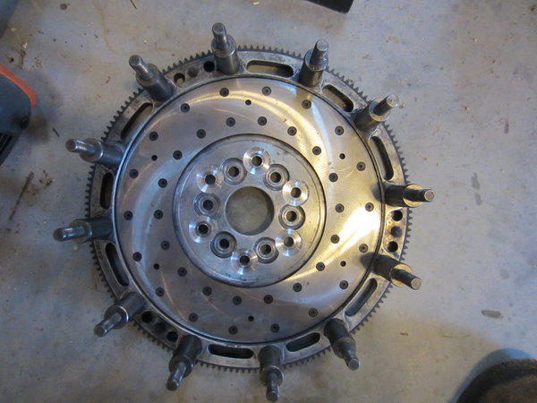 """AFT duel 11"""" clutch  for Sale $1,300"""