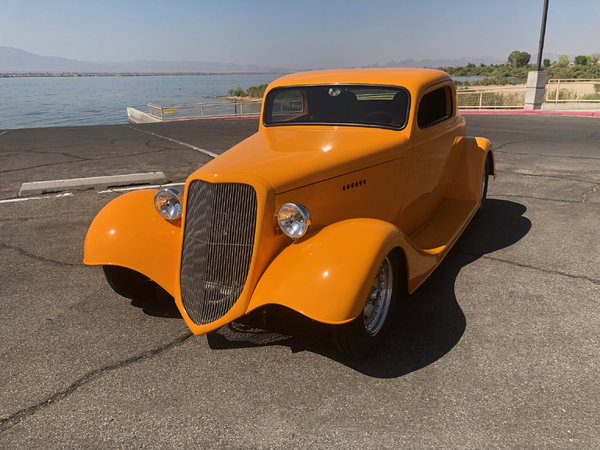 1933 Ford Model 40  for Sale $49,500