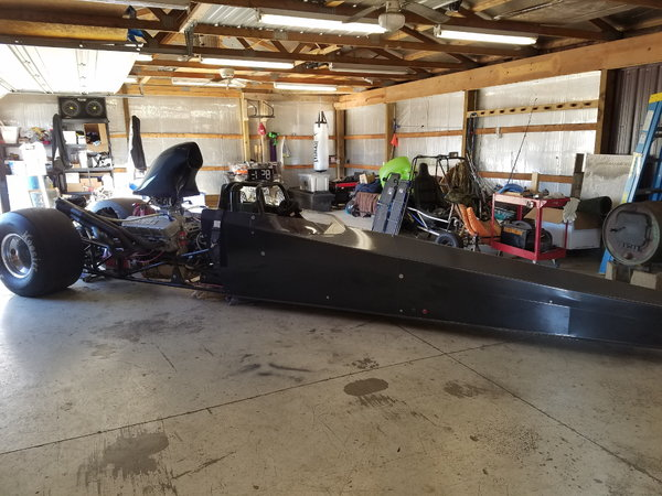 Dragster for sale for sale in New Lexington, OH, Price: $12,000