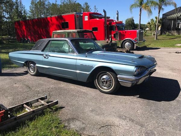 1964 Ford Thunderbird  for Sale $14,000