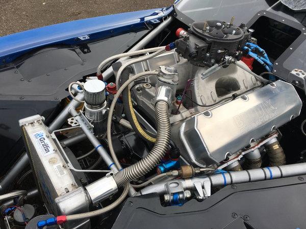1967 Camaro race car