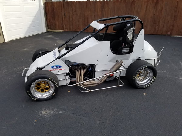 Beast Pavement Focus Midget  for Sale $12,500