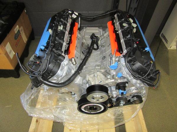 2019 Ford Super Cobra Jet 5.2 Motor-Brand New!  for Sale $27,000