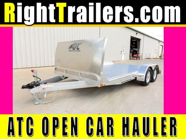 18' ATC Open Car Hauler