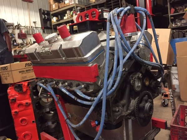 414 CID modified race engine  for Sale $9,500