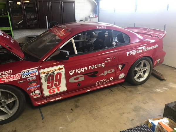 1995 Saleen Mustang Road Race Car  for Sale $19,500