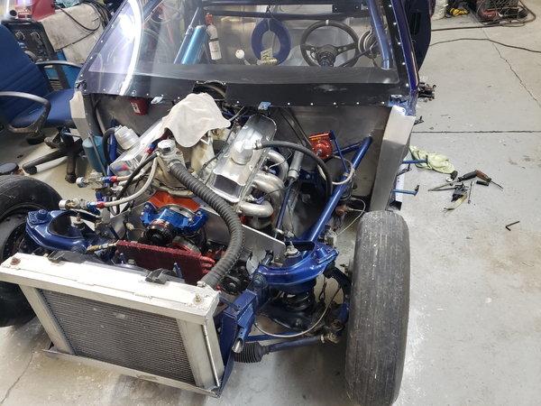86 Camaro