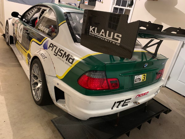 BMW E46 Race Car - fully developed - Track Records  for Sale $55,000