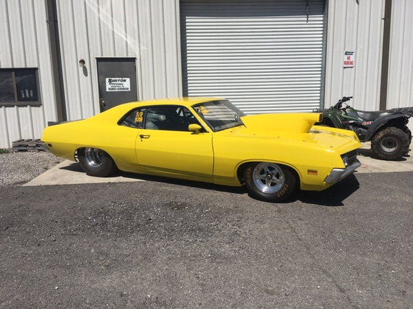 71 FORD TORINO TUBE CHASSIS  for Sale $40,000