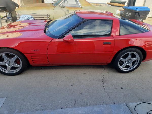 1994 Chevrolet Corvette  for Sale $40,000