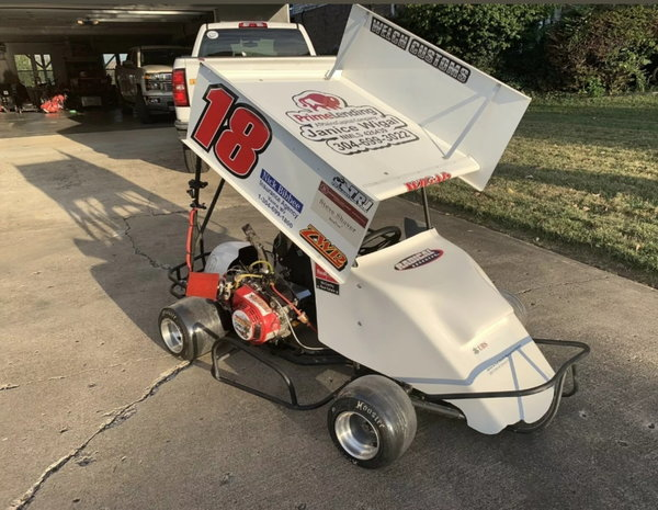2016 SKE Box Stock Outlaw Kart Race Ready