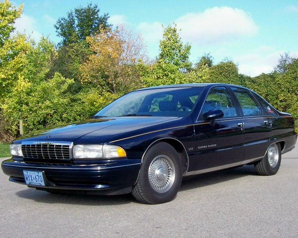 1991 Chevrolet Caprice for sale in Kitchener, , Price: $18,500