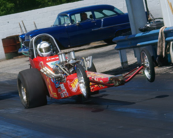 "Front Engine Nostalgia Dragster  180""  FED Methanol  for Sale $22,000"