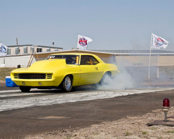 1969 Chevrolet Camaro Race Car  for Sale $19,500