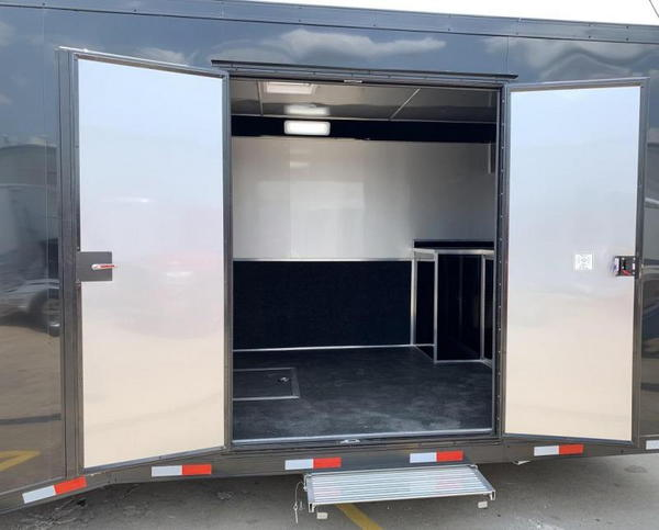 2019 Haulmark 32' Aluminum Race Trailer Dragster Trailer  for Sale $33,995