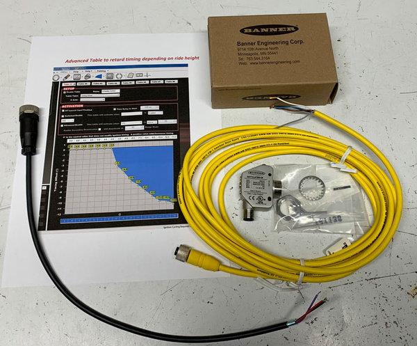Ride Height sensor kit Holley - Fuel Tech - Racepak  for Sale $424