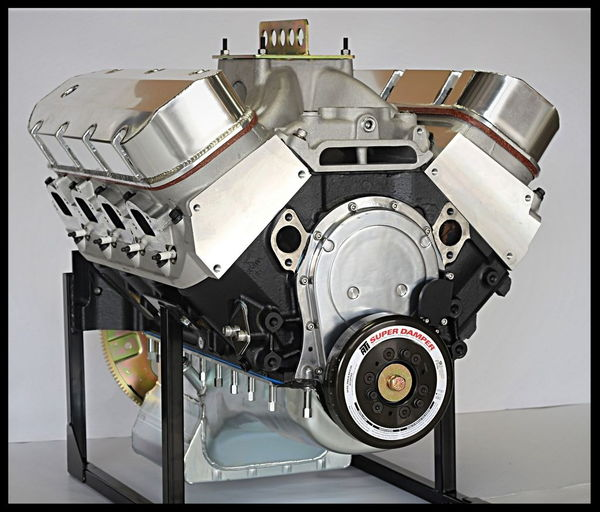 BBC 572 SUPER PRO STREET BASE ENGINE   for Sale $9,950
