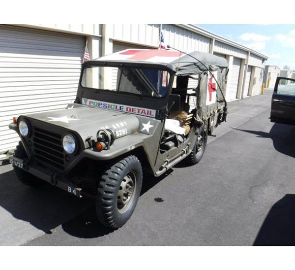 1967 JEEP M151  for Sale $33,000