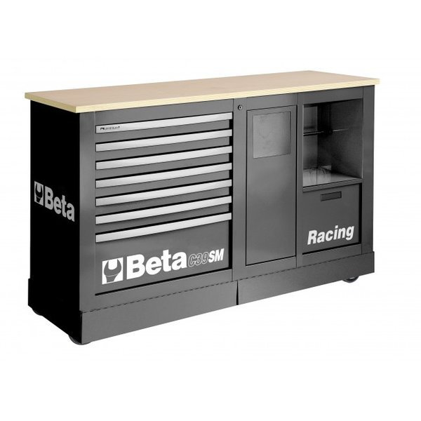 BETA TOOLS C39SM-G-SPECIAL MOBILE ROLLER CAB SM - 039390002  for Sale $1,909