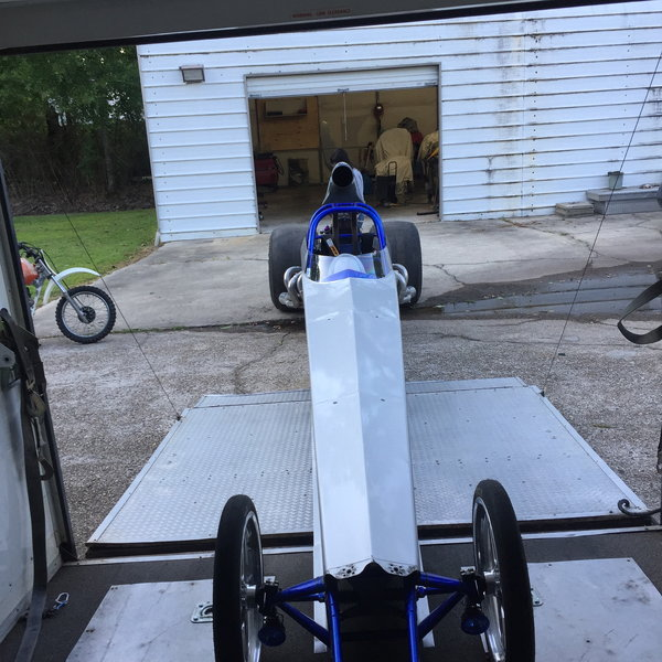 Turn key dragster (excellent condition) Text me for videos..  for Sale $18,000