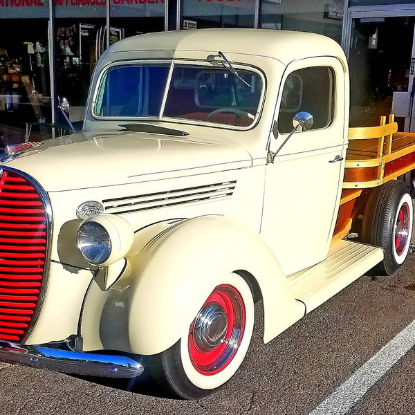 1938 Ford 1/2 Ton Pickup For Sale In Golden Valley, AZ