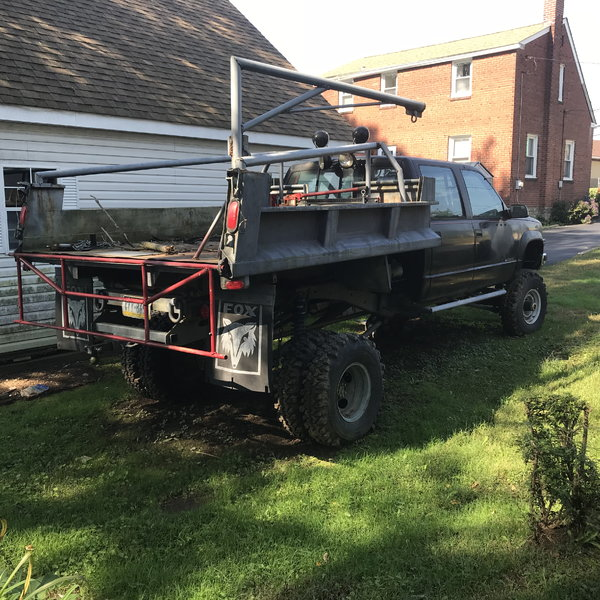 Custom Chevy 3500 Dump  for Sale $5,000