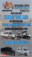 RACING RVS HUGE SALE