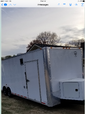 32' enclosed Trailer 9000.00  for Sale $9,000