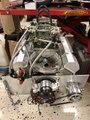 Aerospace vacuum pump complete
