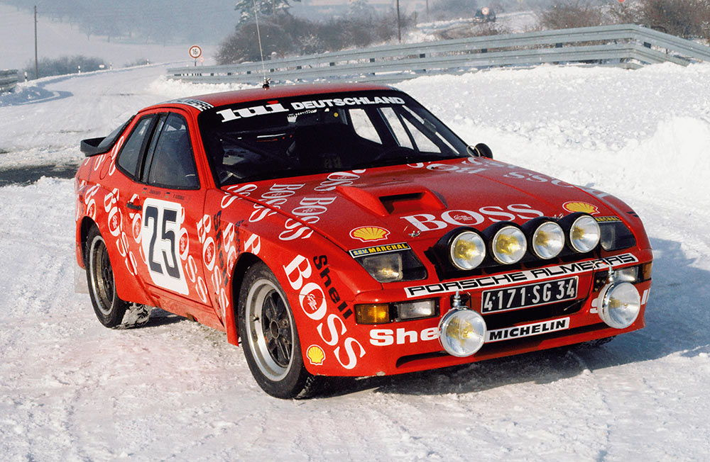 Show me your off-road/rally 944s. - Page 5 - Rennlist ...