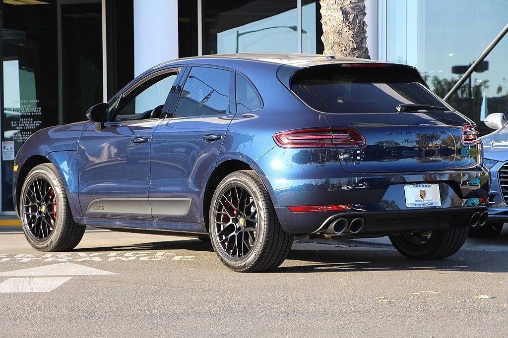 Bmw Of Fresno >> Night Blue Metallic Macan GTS - Rennlist - Porsche ...