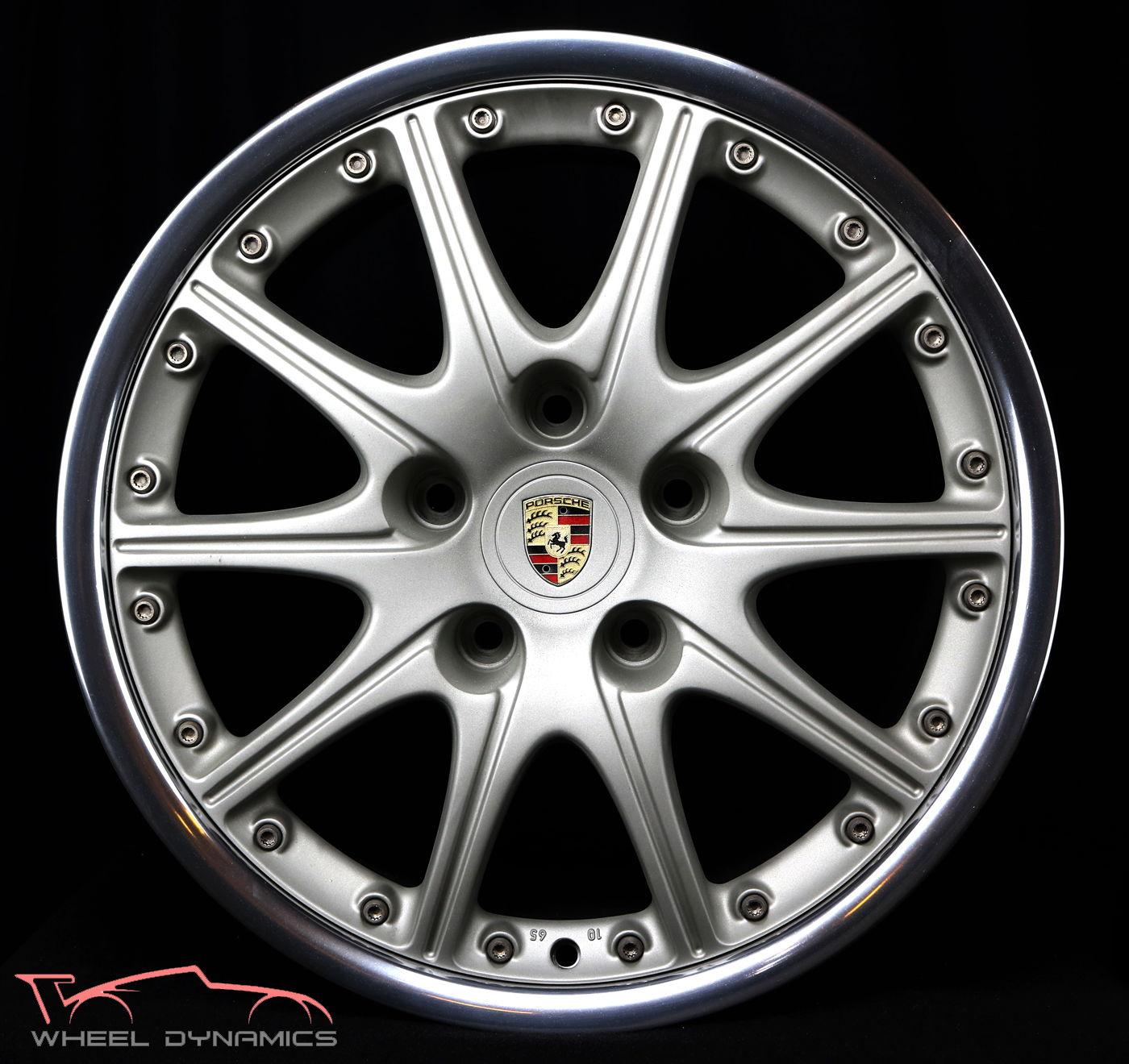 Porsche Sport Design Wheels 18 In Unique Color As Kinesis