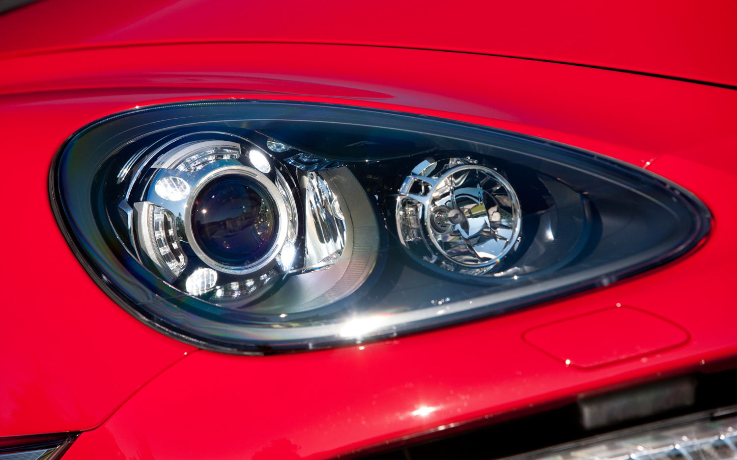 And this is the 958 1 headlamp