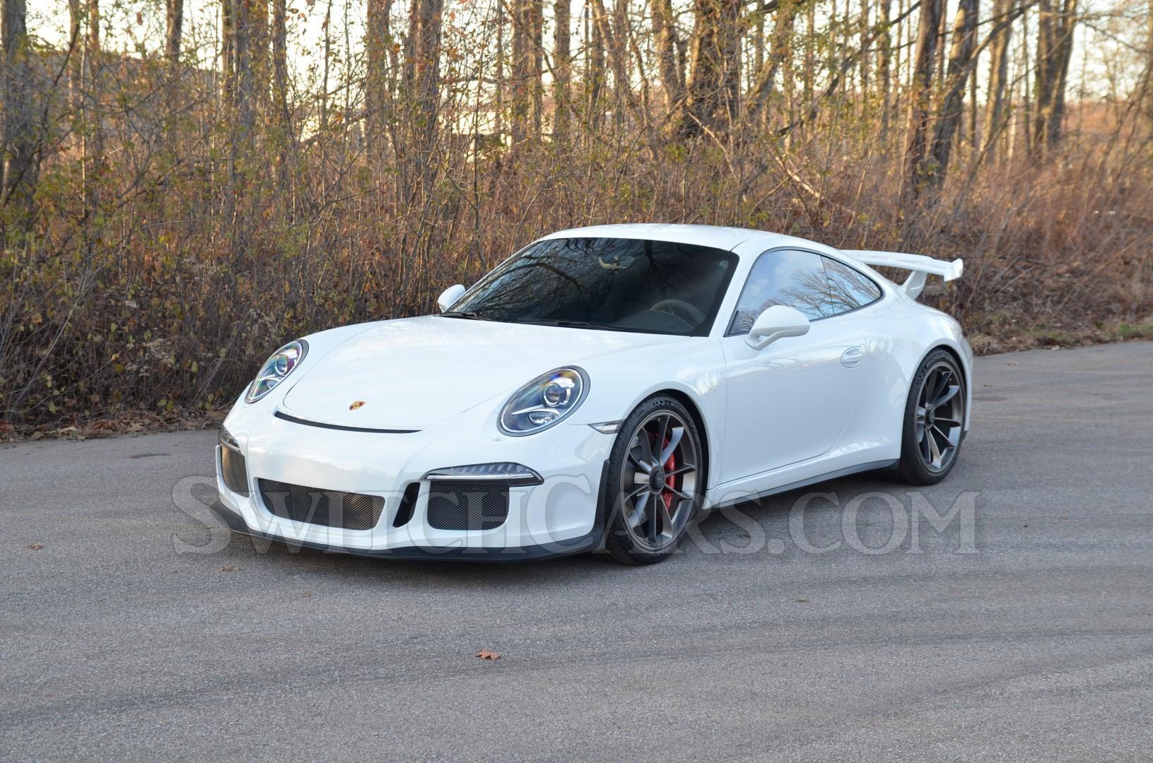 2014 Porsche GT3 w/10yr engine warranty, Special year-end ...