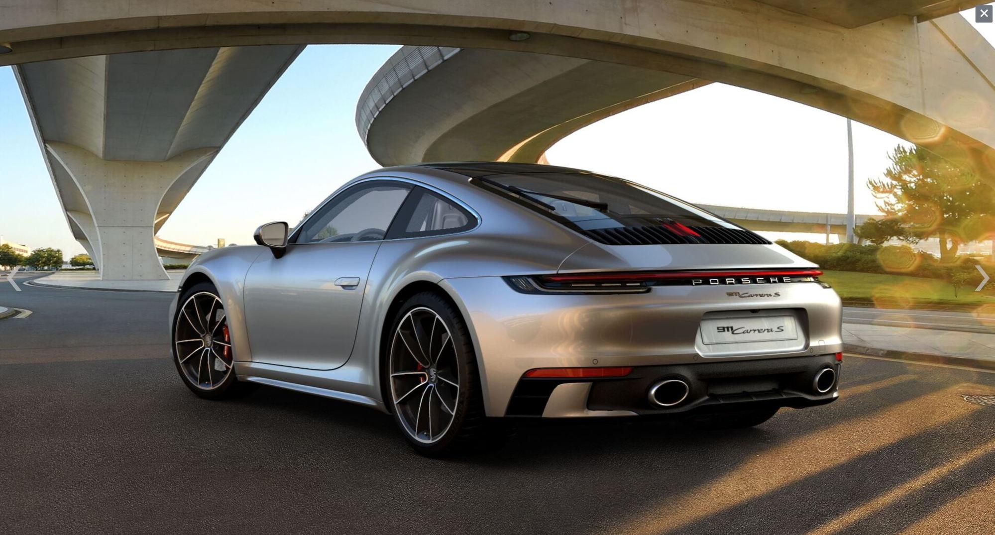 Share Your Dream 992 Config Rennlist Porsche