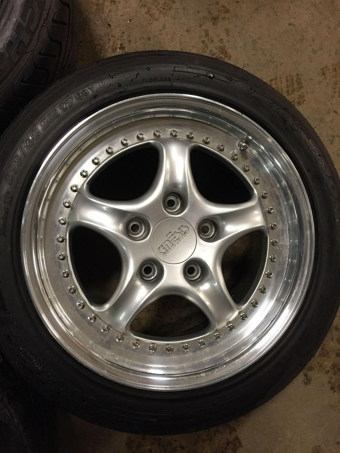 Fs Kinesis Supercup Wheels For 951 944 964 993 Rennlist