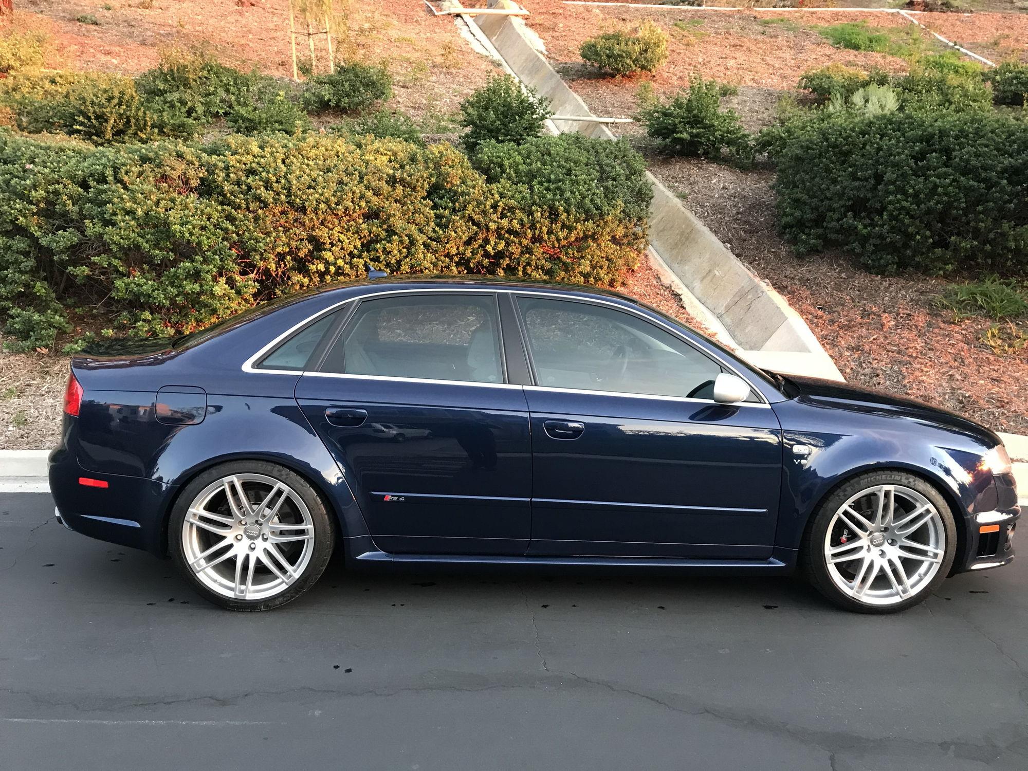 Kelebihan Audi Rs4 2007 Spesifikasi