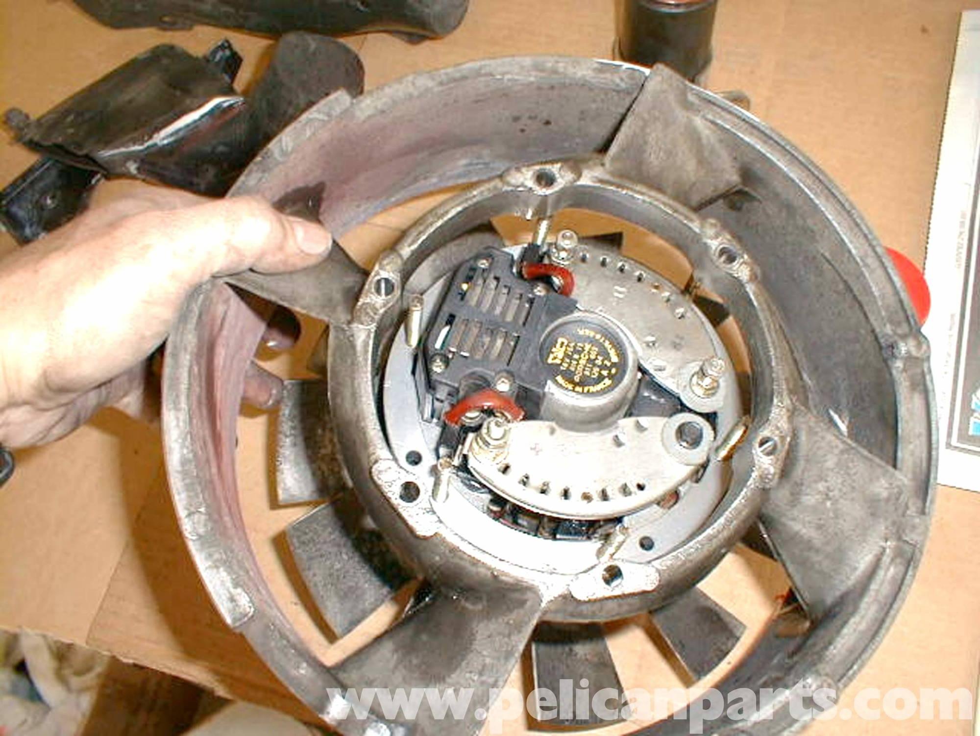 Wiring Alternator Porsche 911t - Rennlist